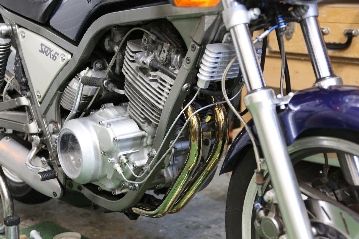 Yamaha» SRX 600 - Restauration und technische Verbesserung - Seite 3 ...